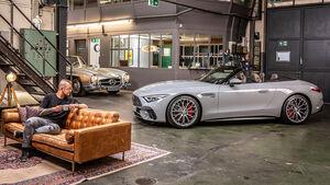 SPERRFRIST 28.11.21 16 Uhr Mercedes-AMG SL 63 4Matic Neuvorstellung