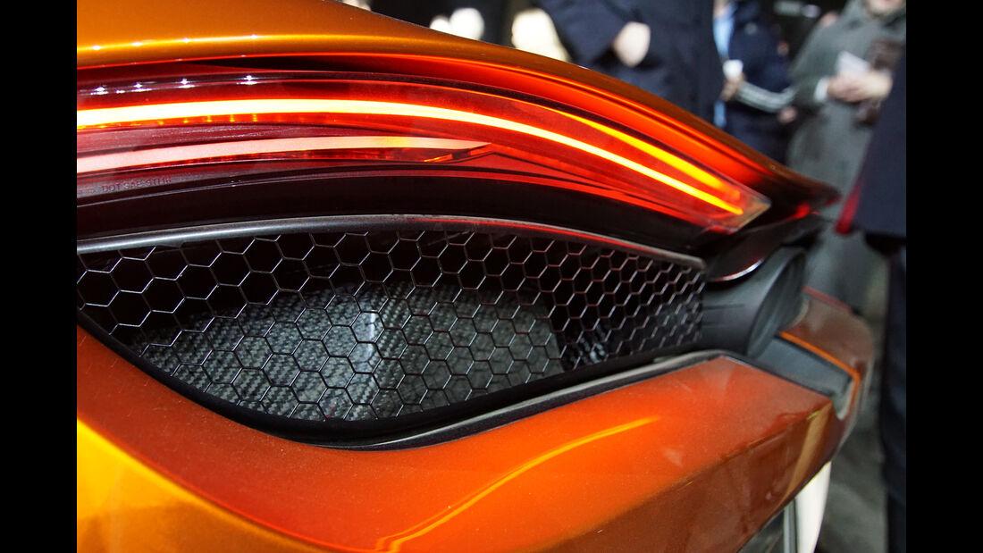 SPERRFRIST 7. März 14:00 Uhr McLaren 720S 2017