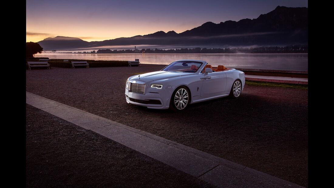 SPOFEC veredelt neuen Rolls-Royce Dawn