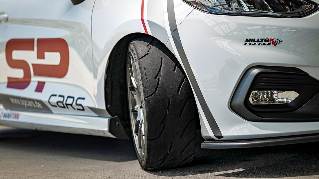 SPcars Ford Fiesta ST, Rad