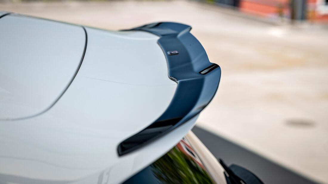 SPcars Ford Fiesta ST, Spoiler