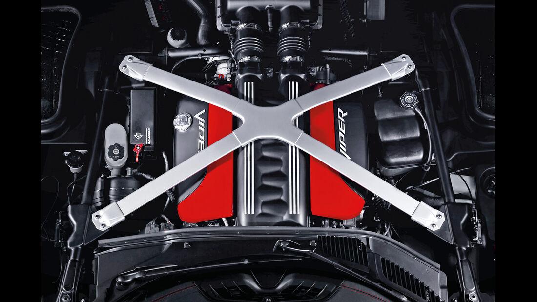 SRT Viper GTS, Motor