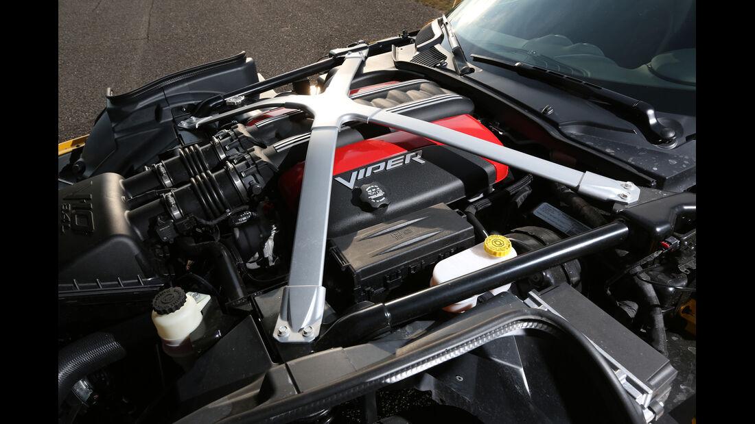 SRT Viper, Motor