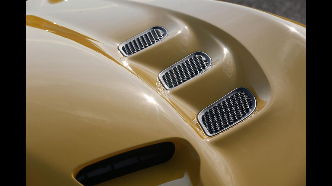 SRT Viper, Motorhaube, Detail