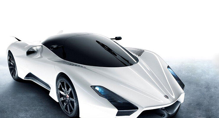 SSC Ultimate Aero II, Next Generation