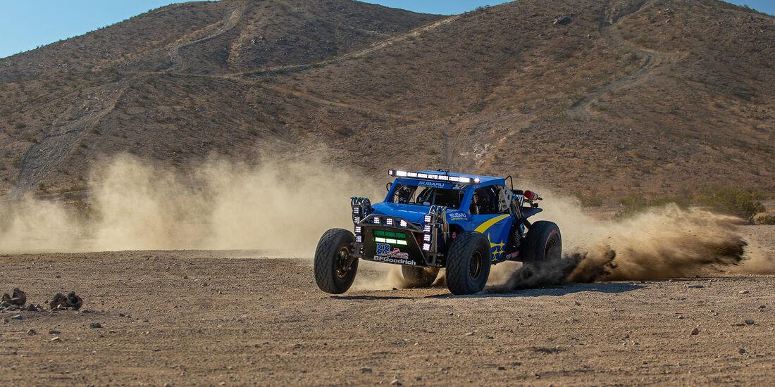 SUBARU CROSSTREK DESERT RACER  Baja 500