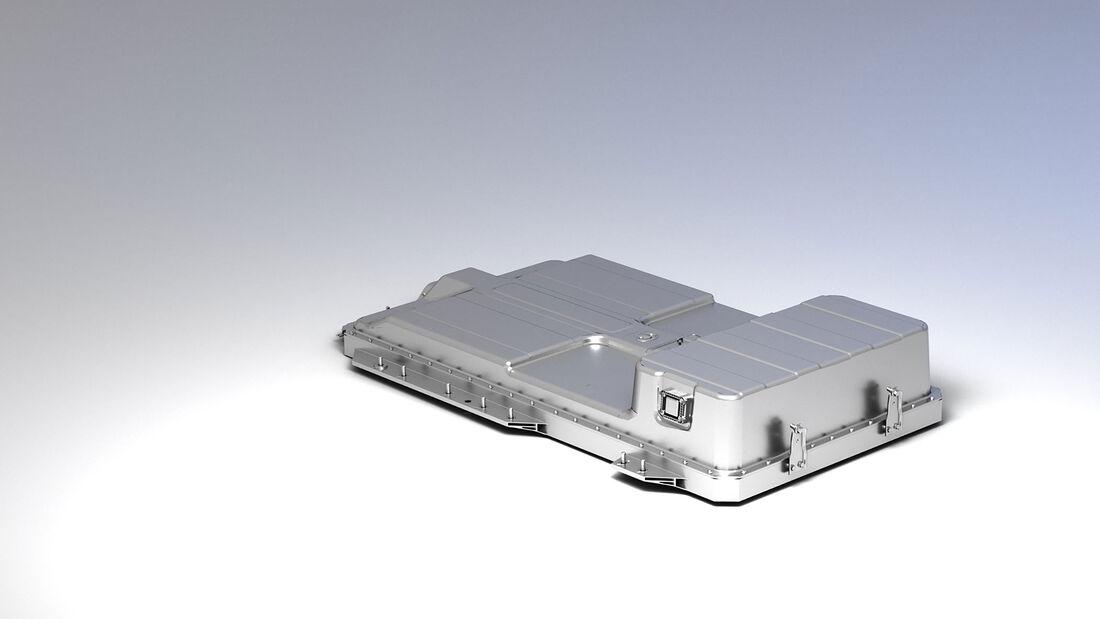 SVOLT Batteriefabrik Saarland
