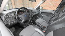 Saab 9-3 2.0 Turbo, Cockpit