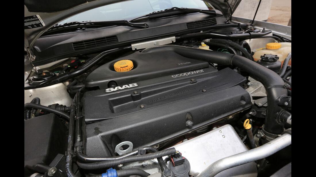 Saab 9-3 2.0 Turbo, Motor