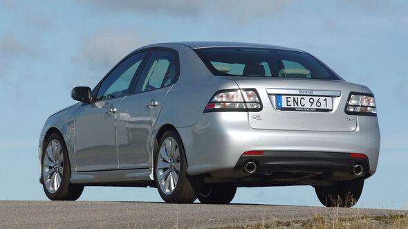 Saab 9-3 Auktion NEVS