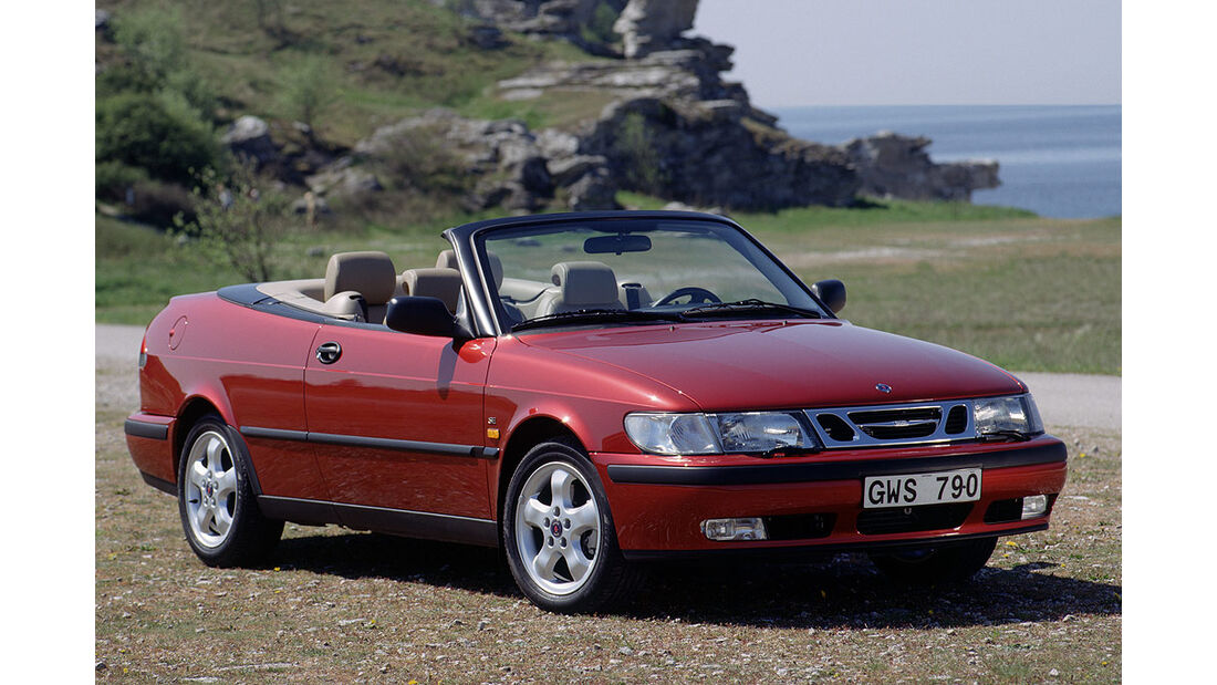 Saab 9-3 Cabrio von 1999