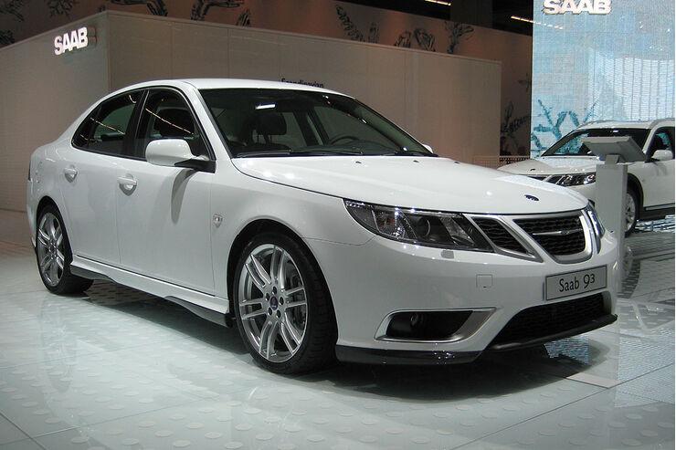 Saab 9-3 Hirsch Performance