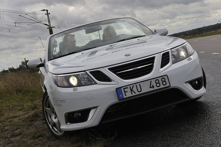 Saab 9-3 True Electric