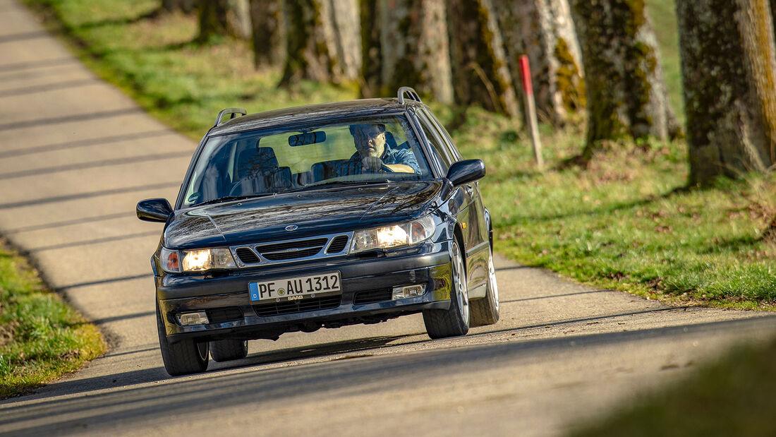 Saab 9-5 2.3t SportCombi, 1999