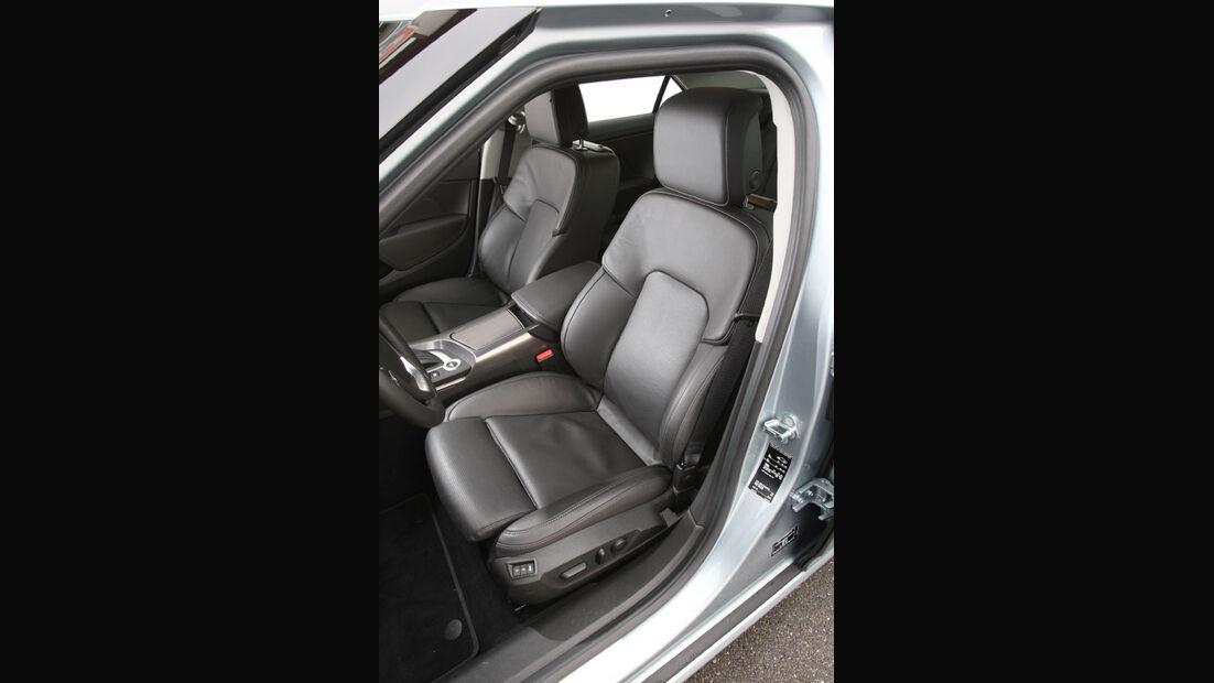 Saab 9-5, Sitze, Innenraum
