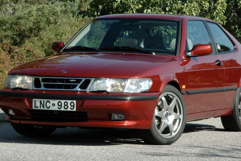 Saab 900 2.0 Turbo Coupé Talladega (1998)