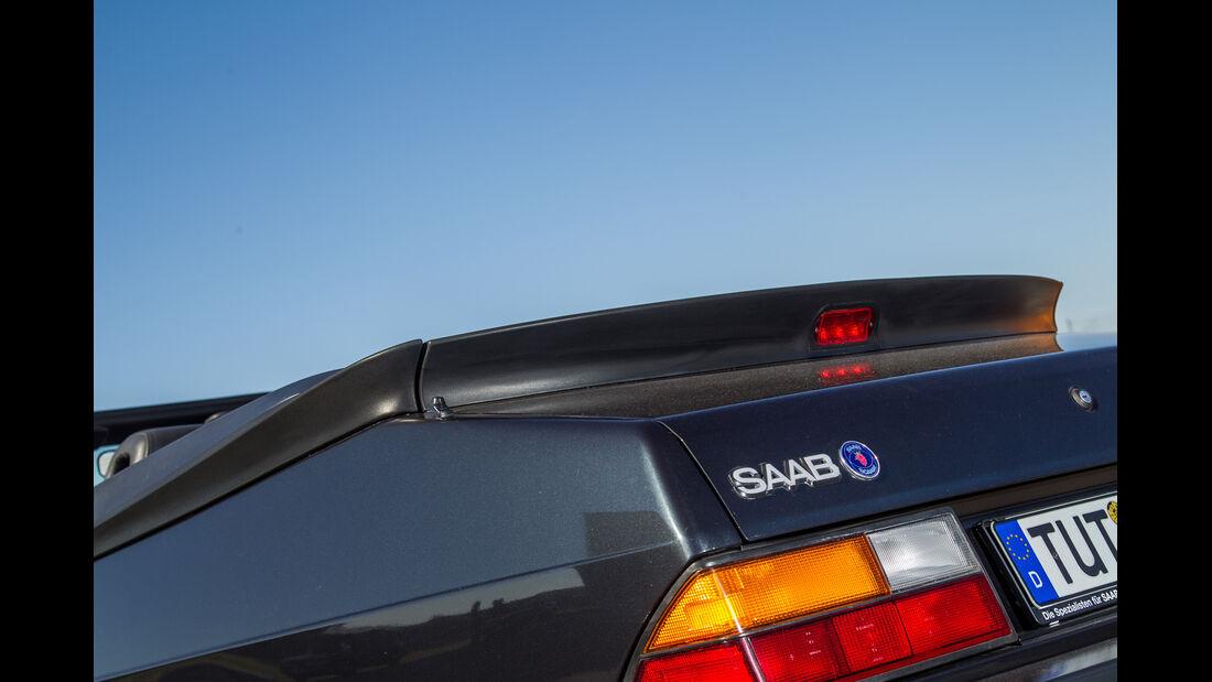 Saab 900 Cabrio, Heckleuchte