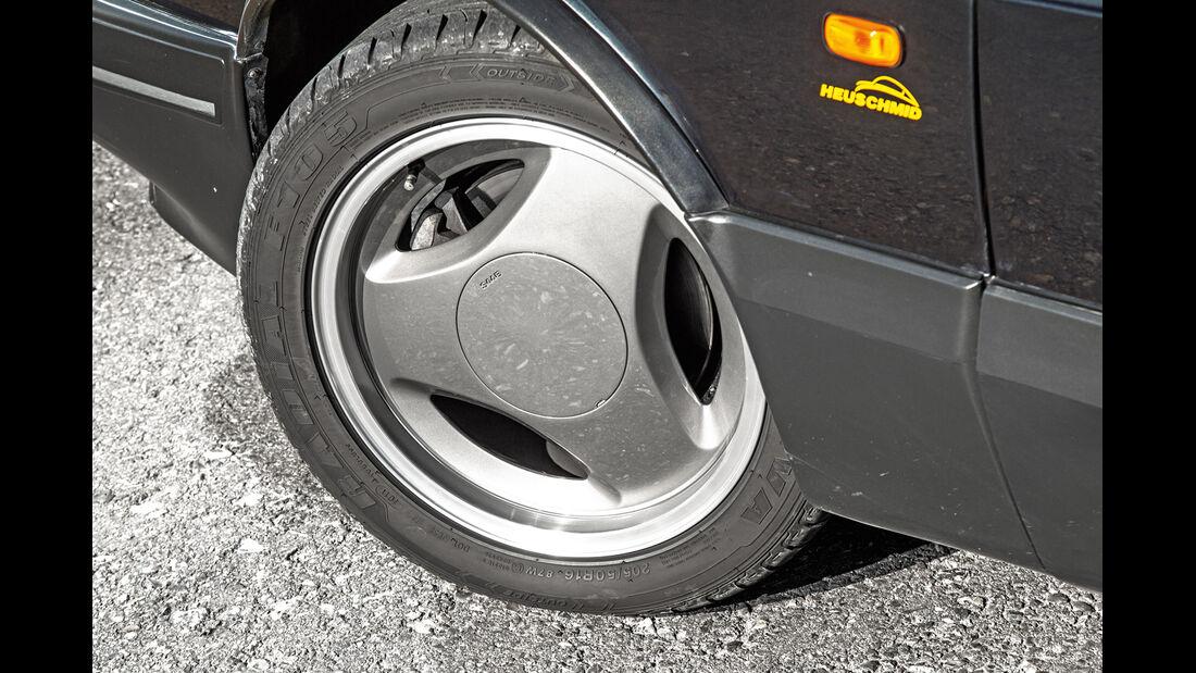 Saab 900 Cabrio, Rad, Felge