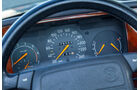 Saab 900 Cabrio, Rundinstrumente
