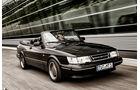 Saab 900 Cabriolet, Frontansicht