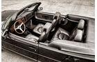 Saab 900 Cabriolet, Sitze, Interieur