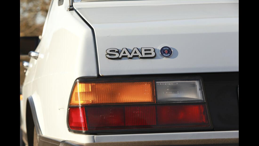 Saab 900, Rücklicht