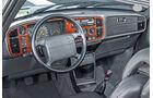 Saab 900 S Cabrio, Cockpit, Lenkrad