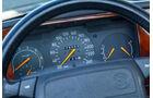 Saab 900 S Cabrio, Rundinstrumente