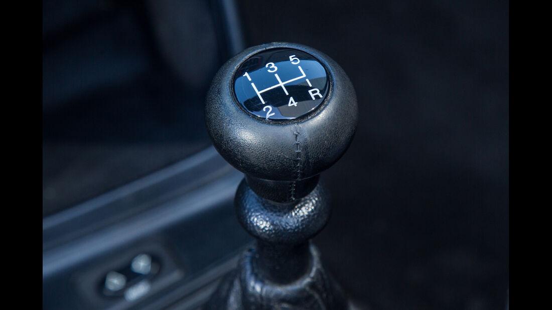 Saab 900 S Cabrio, Schalthebel