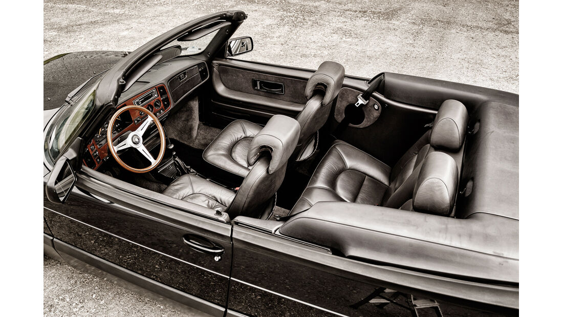 Saab 900, Sitze, Interieur