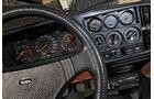 Saab 900 Turbo DeLuxe, Baujahr 1984 Cockpit