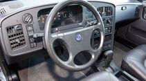 Saab 9000 CD, Cockpit
