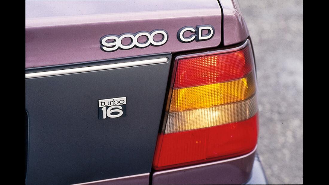 Saab 9000 CD, Typenvariante 9000 CC