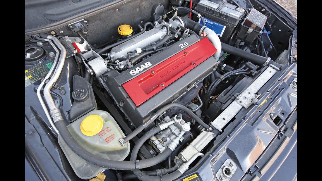 Saab 9000 CSE 2.0 T, Motor