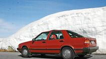 Saab 9000, Schweden, Seitenansicht, Eis