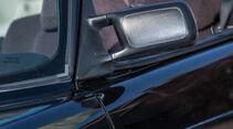 Saab 900i 16 Cabrio, Rückspiegel
