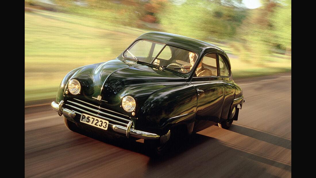 Saab 92 von 1950