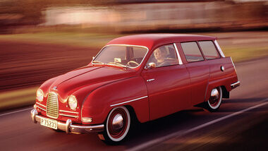 Saab 95 von 1960