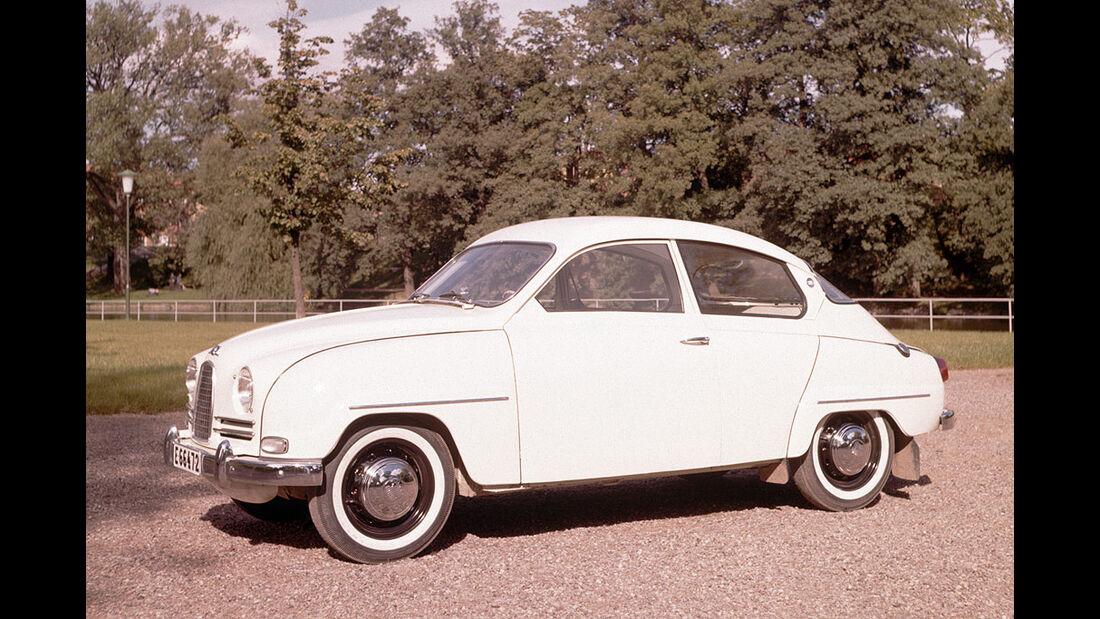 Saab 96 von 1960