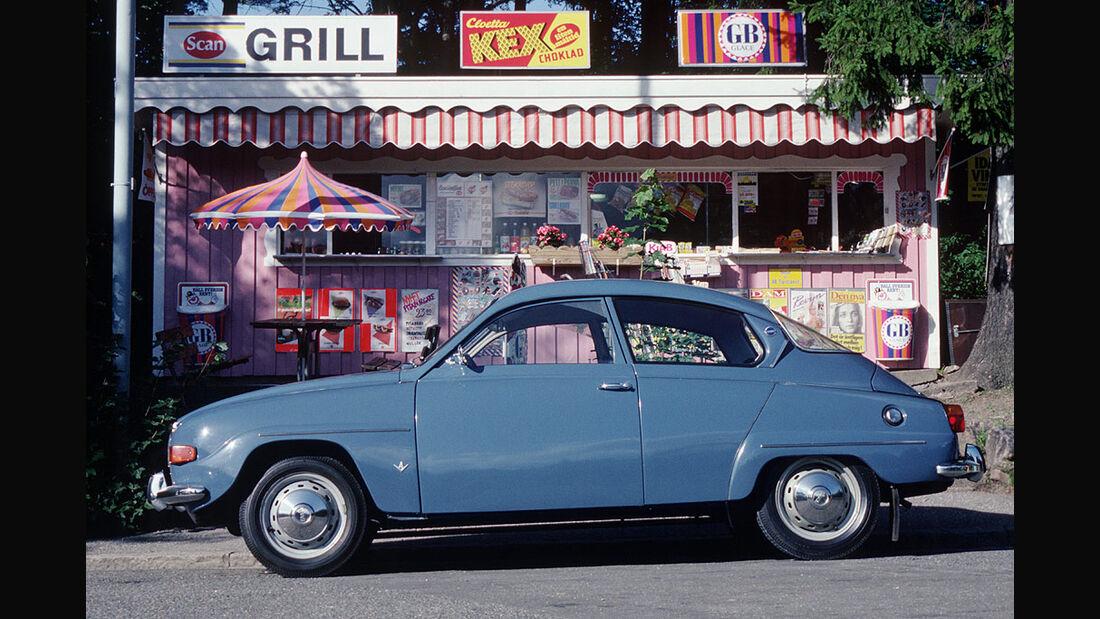 Saab 96 von 1969