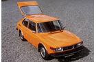 Saab 99, Frontansicht