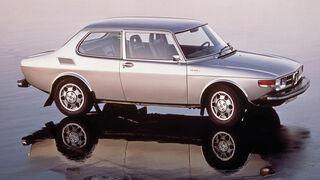 Saab 99, Seitenansicht