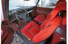 Saab 99 Turbo, Cockpit