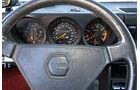 Saab 99 Turbo, Rundinstrumente