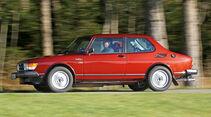 Saab 99 Turbo, Seitenansicht