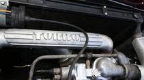 Saab 99 Turbo, Turbolader