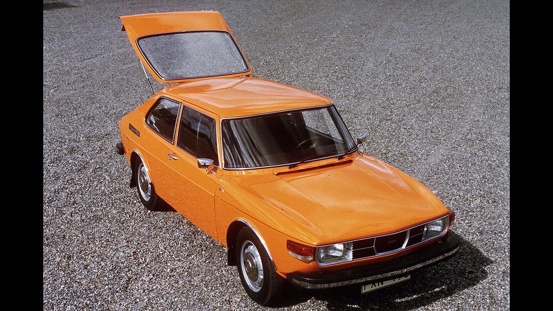 Saab 99 von 1975
