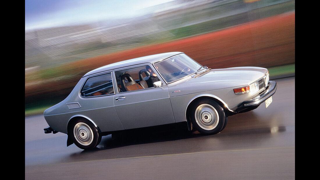 Saab 99 von 1976