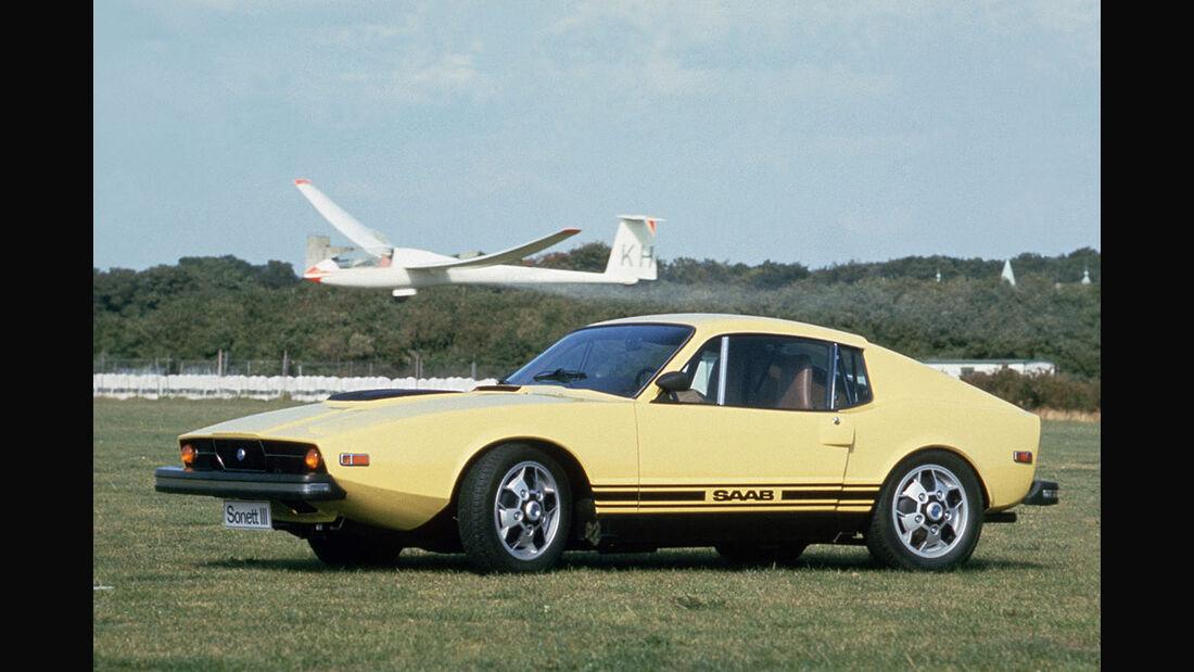 Saab Sonett von 1974