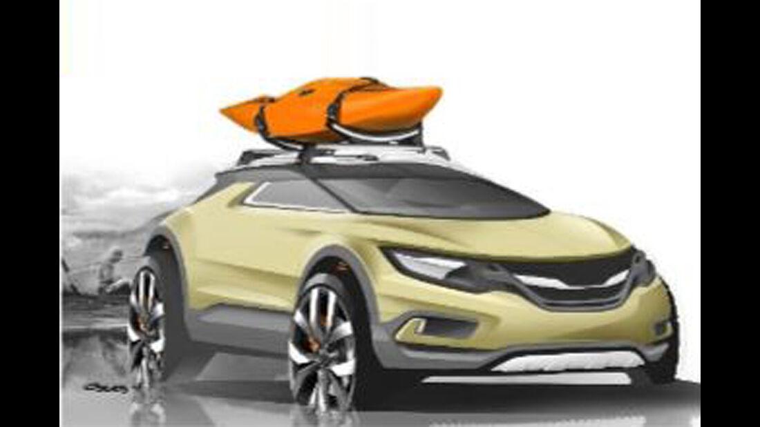 Saab Sporty Urban SUV